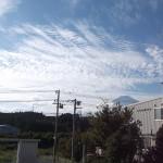 天空はアートな世界?