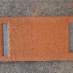 ゴムチップ充填型 グレーチング