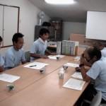 ISO 内部監査(浄化槽管理、営業・事務部門)