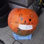 『かぼちゃの重さ当てクイズ~!』